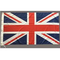 Флаг Великобритании 0.9x1.5m Британский Флаги 3x5 футов Соединенное Королевство Великобритании и Северной Ирландии GBR Флаг Баннер Летучий Висячие