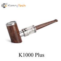 Kit per tubi in vetro KAMRY KAMRY PLUS ORIGINALE Kit tubo da incasso Batteria da incasso da 1000mAh 4.0ml BoxMod Max 30W Uscita VAPE