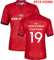 2019 Munster Rugby EUROPEIA 18/19 Munster Rugby Revele New Jerseys 2018 jerseys Munster Rugby