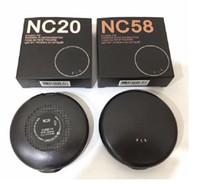 Stockl 새로운 뜨거운 메이크업 파우더 고품질 NC 12 컬러 스튜디오 픽스 파우더 퍼프 재단 15g