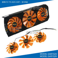New Original for ZOTAC GTX770 GTX780 AMP Graphics card cooli...