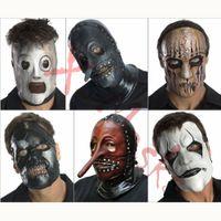 Slipknot Slipknot Máscara accesorios juguetes superiores sombrero de los hombres mick Corey Taylor rímel Joey Shawn Crahan disfraz de Halloween cosplay