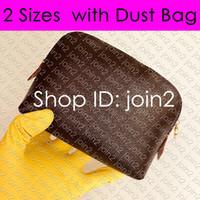 Viaggi di modo delle donne M47515 Cosmetic del sacchetto della GM Designer trucco dell'organizzatore Beauty Case borsa da toilette Borsa igienici Pouch Kit 26 19 15 Pochette