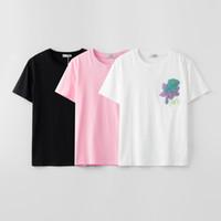 2091 # * DO-shirt di marca T per la Mens maniche corte Womens Mans cotone Poloshirts magliette casuali respirabili Womans Tee tee unisex