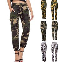 New Sexy Women Leggings Workout Gym Fitness Exercise Camoufl...