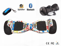 HotSale-Elektroroller 8,5 Zoll Skateboard Bluetooth Fernbedienung / App Control Elektro Skateboard Gyroskop Zwei Räder Über Bord