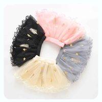 4 Farben Top-Qualität Süßigkeit Farbenkinder Mädchen Tutus Rock Tanzkleider weich Tutu Kleid Röckchen Kinder pettiskirt Kleidung C23
