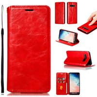 Magnetic Flip case for samsung galaxy note 10 9 8 s10 s9 s8 ...
