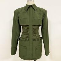 Premium New Style Top Quality Design Original Robe Sexy Robe Slim Fit Fit Porte-épaules HIP PAYS DE SOIRE DE TAILLE PLAINTE