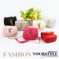 Kids Handbags Hot Sale Fashion Korean Girls Chain Coin Purse...