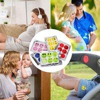 Комаров наклейка для ребенка и беременных женщин природные одноразовые Комаров браслет/патч 6 шт./пакет