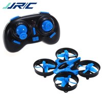 JJRC H36 RC Quadcopter 2. 4GHz 4CH 6 Axis Gyro Drones with He...