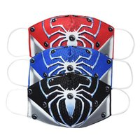 Washable Antidust Breathable Spiderman Protection K- pop Mask...