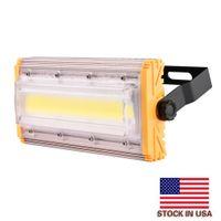 USA stock 50 W 220 V Moduł Light Light Floodlights Moduł Kombinacja Wodoodporna Outdoor Security Spotlight Oświetlenie Oświetlenie Oświetlenie Oświetlenie