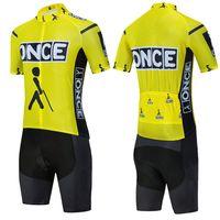 Tour De France 2020 Pro Team Cycling VOLTA Seconda maglia degli uomini di estate traspirante manica corta vestiti di riciclaggio BIB Set Ropa Ciclismo