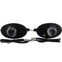 Faro anteriore paraurti alogeno LED hid H8 H9 faretto lampadina High Low Beam faro assemblato per casa HONDA ACCORD 2007 2012
