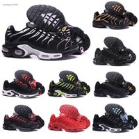 Nike air max TN Discount 2020 tn chaussures air bon marché d'origine Hommes Sports Chaussures Tn Air Tn plus Chaussures Fashion Designer Réquin Mesh respirant Casual Sneaker