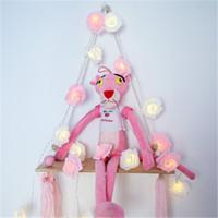 Luzes de corda de flor rosa LED, operado por bateria String Flor romântica rosa lâmpada de luz de fada ao ar livre para o dia dos namorados, Christmass, festival