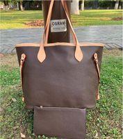 2pcs / set لجلد النساء سوهو حقيبة ديسكو الكتف حقيبة محفظة سيدة حقائب اليد أكياس الأزياء حقيبة مع محفظة # 40157