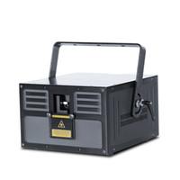 MFL 5W RGB258 Bühnenscheinwerfer ILDA 30k Scanner Laser-Partei-Licht Einfarbige und RGB-Option für DJ Party Weihnachten Hochzeit