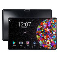 Nuovo tablet PC da 10 pollici Octa Core da 6 GB RAM 64 128 GB ROM Android 8.0 WiFi Bluetooth Dual SIM Card Phone Android 10.1 Tablet