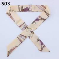 On- Sale 2020New Arrivals Bag Scarf Print Silk Scarf Women Sm...