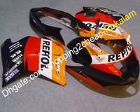 Para Honda Fairing 1996-2007 Blackbird CBR1100XX 96-07 CBR1100 CBR 1100 XX PAQUETES POTENAMIENTO DEBRESORTE DEPORTE (Moldeo por inyección)