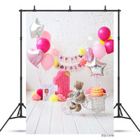 balloon photography backdrops wooden floor backdrop sunset p...