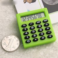 New Student Mini Electronic Calculator Candy 5 Colors Calcul...