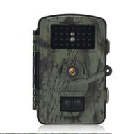 새로운 RD1003 위장 야외 사냥 카메라 HD 적외선 나이트 비전 방수 사냥 감시 카메라 사냥 기계