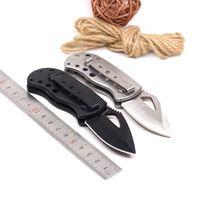 Складной тактический нож выживания карманные ножи мини туризм кемпинг охотничий нож 440 из нержавеющей стали на открытом воздухе кемпинг EDC инструменты высокого качества