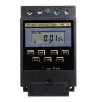 110V220V Microcomputador Temporizador KG316T Street Lamp amplamente aplicado para controle programável de fogão eléctrico, impulsionador, lâmpadas de rua,