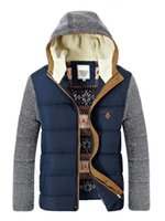 3xl Winter Jackets Men' s Coats Thick Fleece Stand Colla...