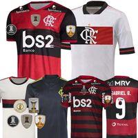 20 21 Flamengo Jersey Soccer Jerseys 2019 2020 2021 Flemish Gurero Diego Vinicius JR Flamengo الرجال Mengo camisa de flamengo