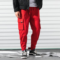 Hip Pop Designer Pants for Men 2019 Spring Fashion Men'...