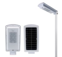 alta qualità Solar LED Street Light 15W impermeabile illuminazione esterna PIR Motion Sensor Auto On / Off al crepuscolo e alba SMD3030