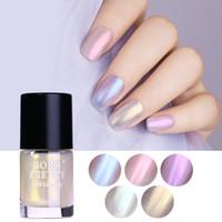 BORN GRAZIOSO 9ml trasparente smalto per unghie glitter smalto per unghie smalto per unghie olografico nail art decorazione