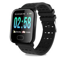 ذكية ووتش سوار الرياضة نشاط اللياقة تعقب مع معدل ضربات القلب ضغط الدم النوم مراقب مقياس الخطو IP67 Waterpr معصمه smartwatch