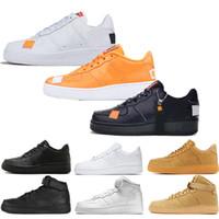 separation shoes c8926 18ed5 Nike air force 1 Dunk Hombres Mujeres Flyline Zapatillas de running,  Skateboarding de los deportes