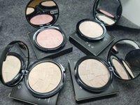 Livraison gratuite ePacket Nouveau Maquillage de visage 9g Illumiinators teint visage surligneur poudre! 4 couleurs happy_yunxia