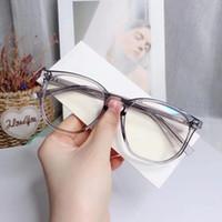 Qualidade 8931Crystal colorido Anti-Bluelight GlassesFrame 51-19-142 UV400 leve para prescrição de óculos óculos de Bluelight Anti-screen
