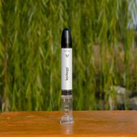 Nuova versione Mini DAB Pen Gigante DAB DIP PEN DAP VAPE VAPORIZZER con 400 mAh BATTERIA Sigaretta elettronica Dual Quartz Coil