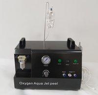 여드름 제거 주름 제거 피부 회춘 SPA 장비에 대 한 4 bar 산소 제트 껍질 산소 사출 산소 얼굴 기계
