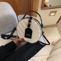 Pink sugao designer handbags women new fashion circle shoulder bag small hot sales tote bag purse luxury crossbody bag high quality