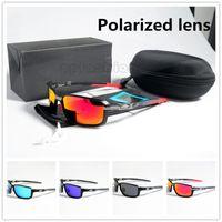 TR90 ركوب الدراجات نظارات نظارات الدراجة الجبلية الرياضة في الهواء الطلق تشغيل الرجال والنساء نظارات 4 اللون العلوي النظارات الشمسية المستقطبة رئيس الوزراء