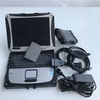Conjunto completo MB Star C6 SD C6 X-Entry Doip com CF-19 Laptop CF19 Destino OBD2 Diagnóstico Multiplexer Mudança Soft-Ware 2020 Carro Diagnóstico Ferramenta de Scanner