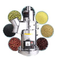 التجارية طحين الحبوب مطحنة الفولاذ المقاوم للصدأ الأرز مسحوق الجوز الفلفل طحن آلة طحن للبيع