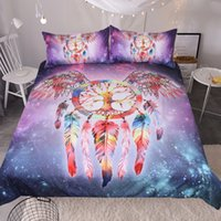 BEST.WENSD Beding set Dreamnet king size consolatore set Dreamcatcher regina assestamento letto full size 3d duvet Boho