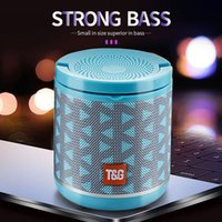 TG518 Bluetooth Speaker Phone Holder TWS Series FM Card Subw...