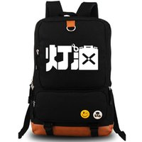 Touyu Plecak Nico Piosenkarz Day Pack Vourcock School Bag NicoCo Packsack Laptop Pocket Plecak Sportowy Schoolbag Outdoor Daypack